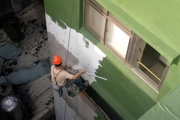 屏東外牆防水-防水工程